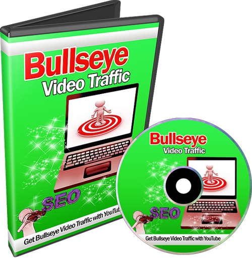 Product picture Bullseye Video Traffic