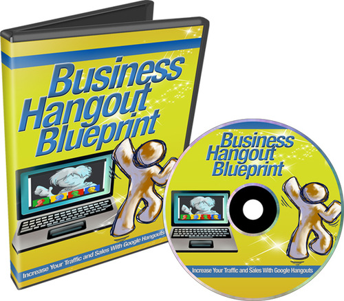 Product picture Business Hangout Blueprint (with Resell Rights)