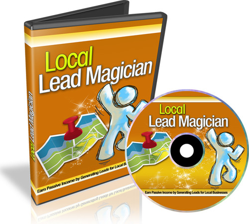 Product picture Local Lead Magician (with Resell Rights)