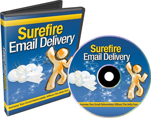 Product picture Surefire Email Delivery (with Resell Rights)